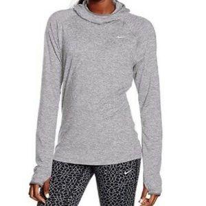 Nike Dri Fit Pullover Running Hoodie